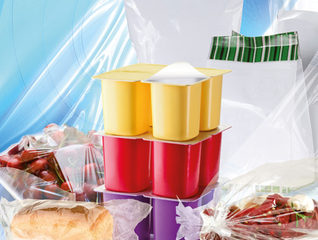 Products by applications Packaging