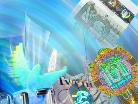 Sicherheitsfäden in Geldscheinen und Hologramme mit HOSTAPHAN®