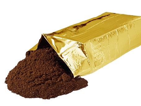 Luftdichte Barrierefolien für z.B. Kaffee-Verpackung