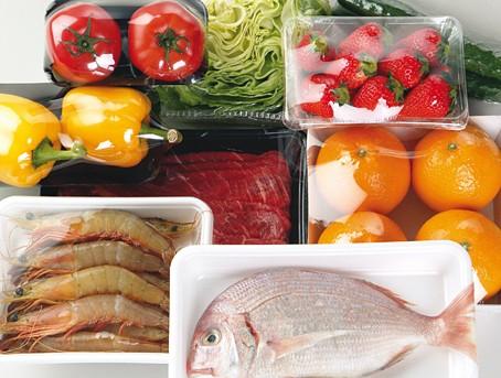 DIAWRAP® ist konform mit EU-Regularien für den Lebensmittelkontakt.